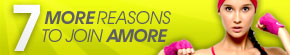 7 reasons why to join amore